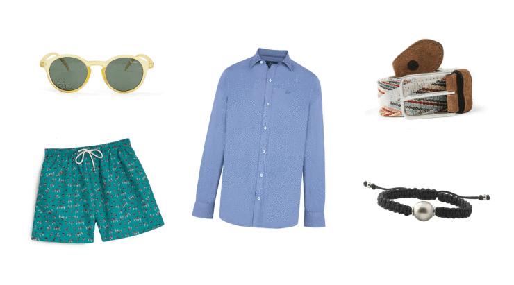 Básicos slow para un verano a la moda masculina
