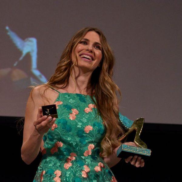 Vanesa Romero, la mujer mejor calzada de España