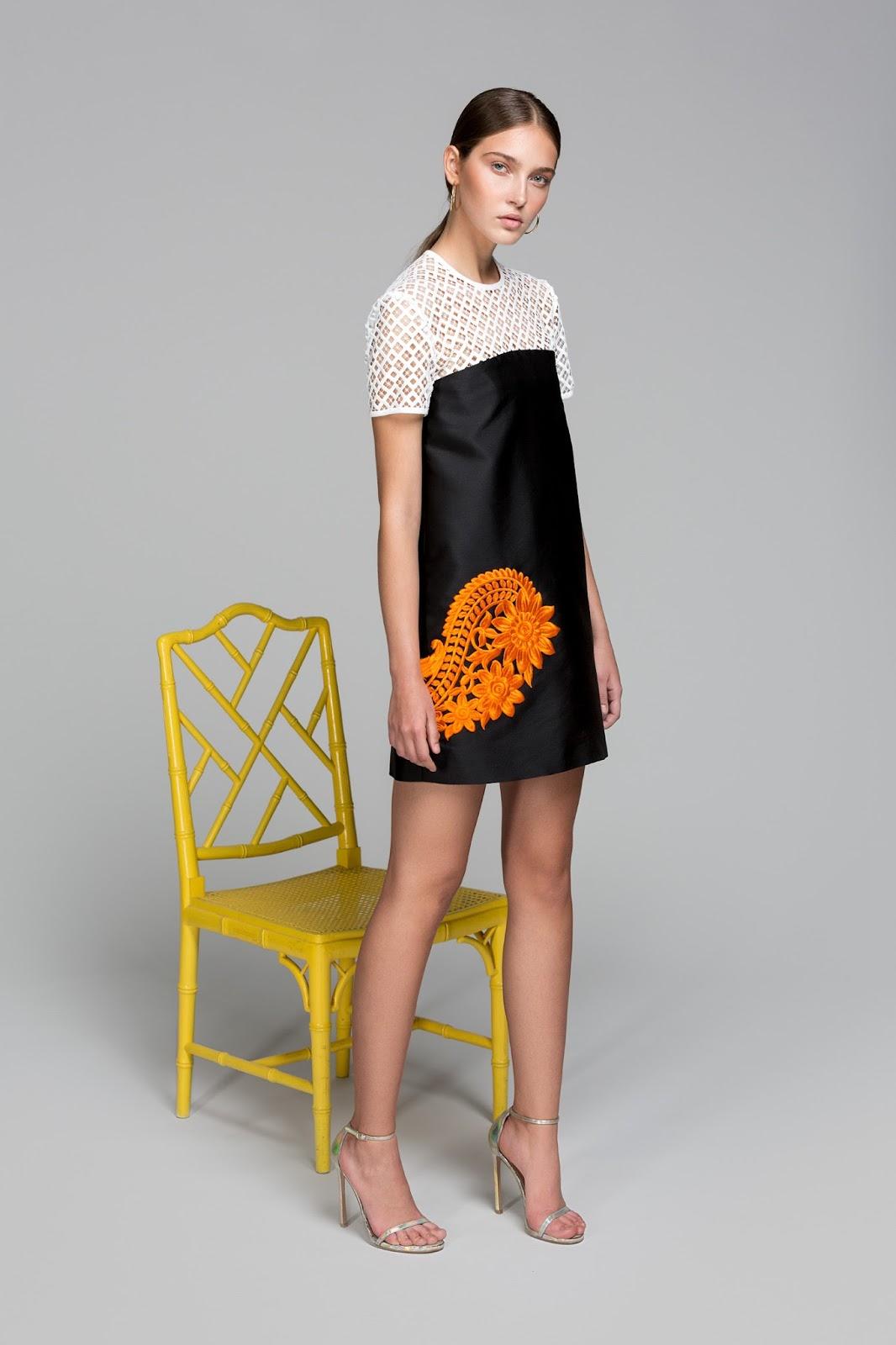 Nueva colección para primavera-verano 2017 del diseñador sevillano Antonio García