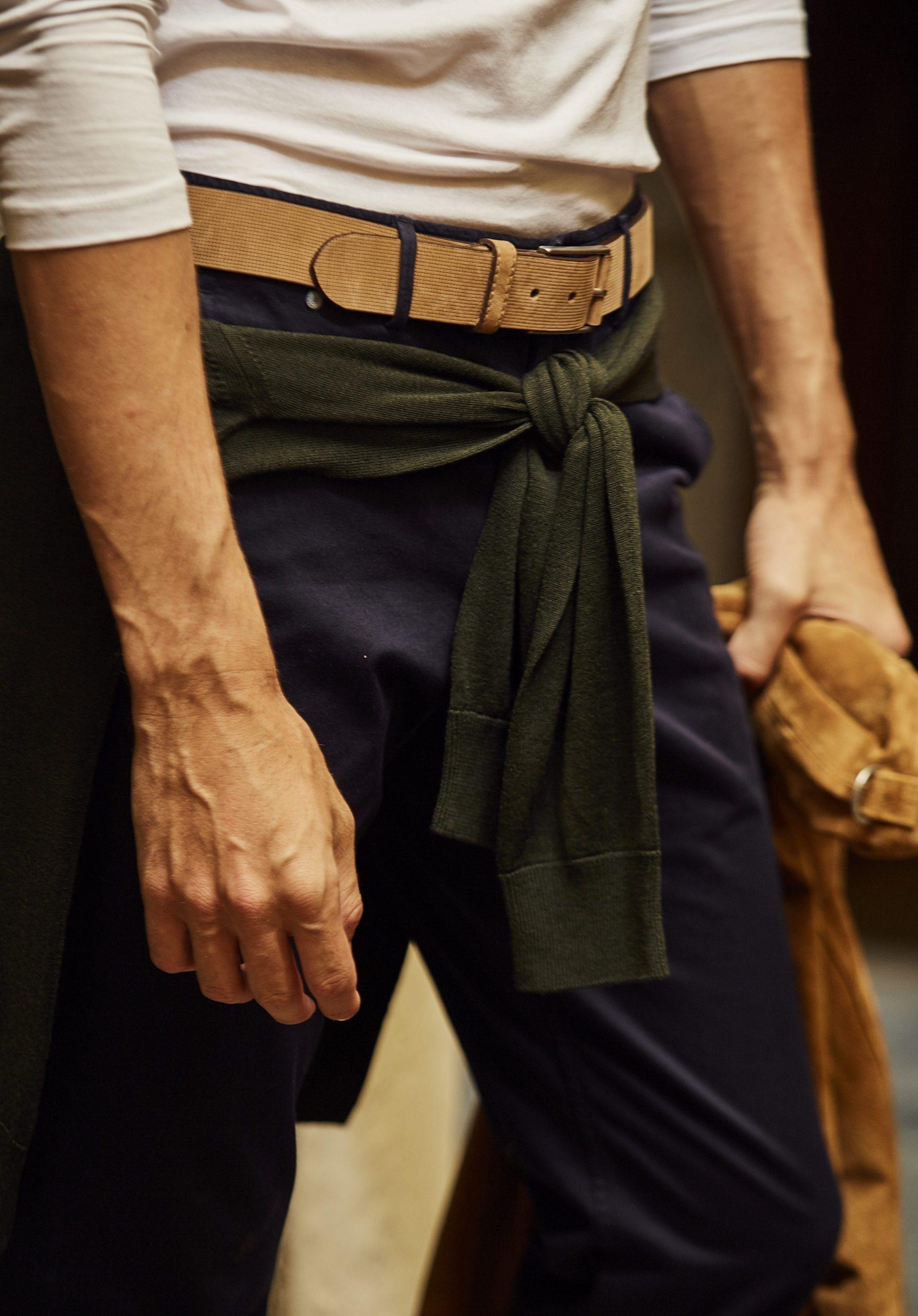 """Básicos """"slow"""" para un verano a la moda masculina"""