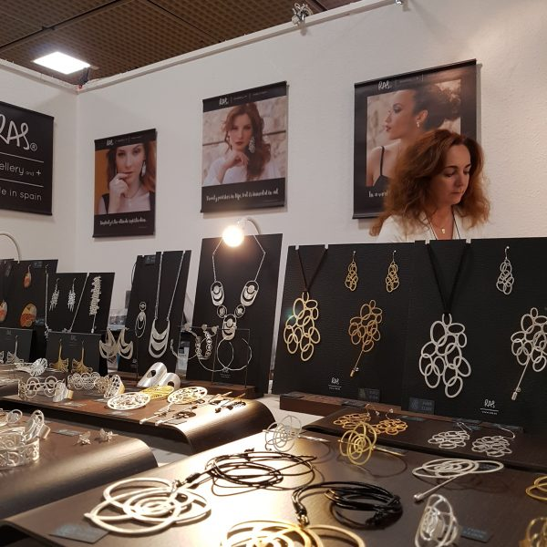 Ras, bisutería de diseño realizada de forma artesanal en España