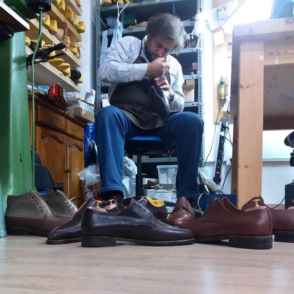 """Enrile, único artesano español en """"Made to Last"""""""