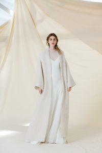 Los vestidos de novia de Cortana combinan siluetas clásicas y modernas