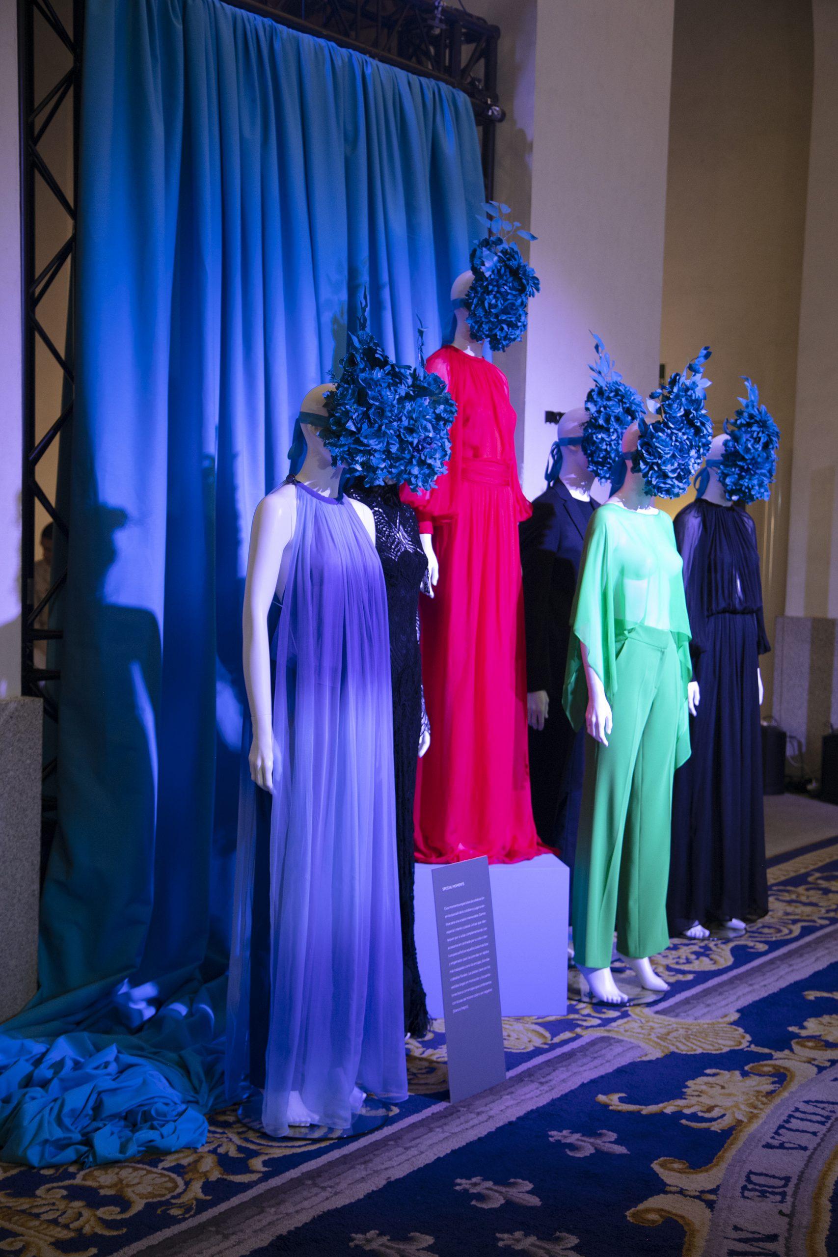 Roberto Verino inaugura Madrid es Moda con su colección Legado SS20
