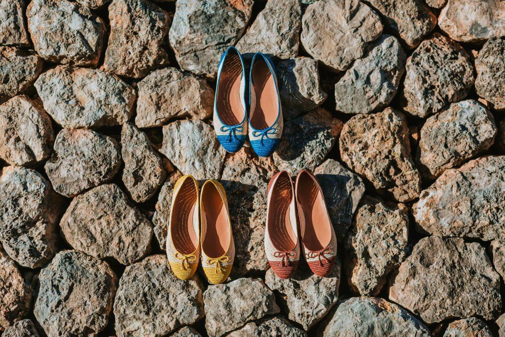 Los zapatos de rafia, el must de este verano