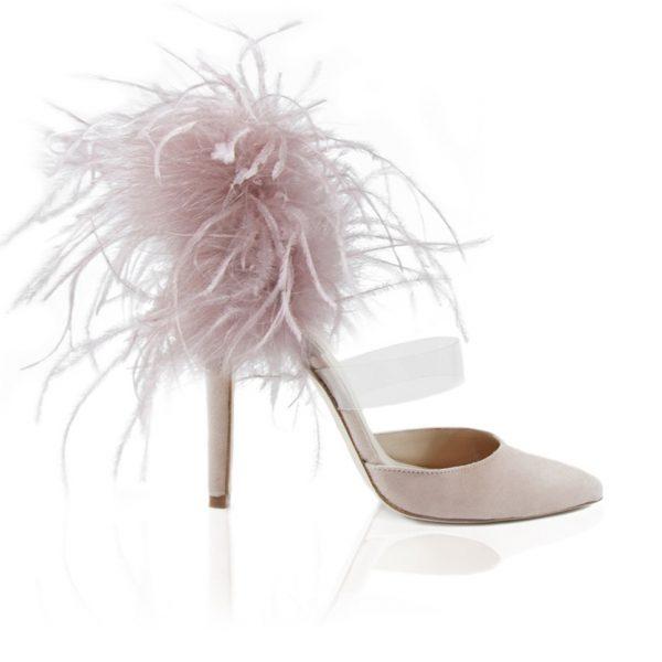 Ana Marttin, zapatos y sandalias de cuento para novias