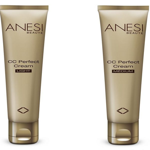 Anesi presenta CC Perfect Cream, crema de cuidado total