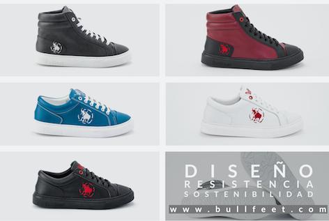 Nace Bullfeet, la nueva marca española de calzado unisex eco friendly