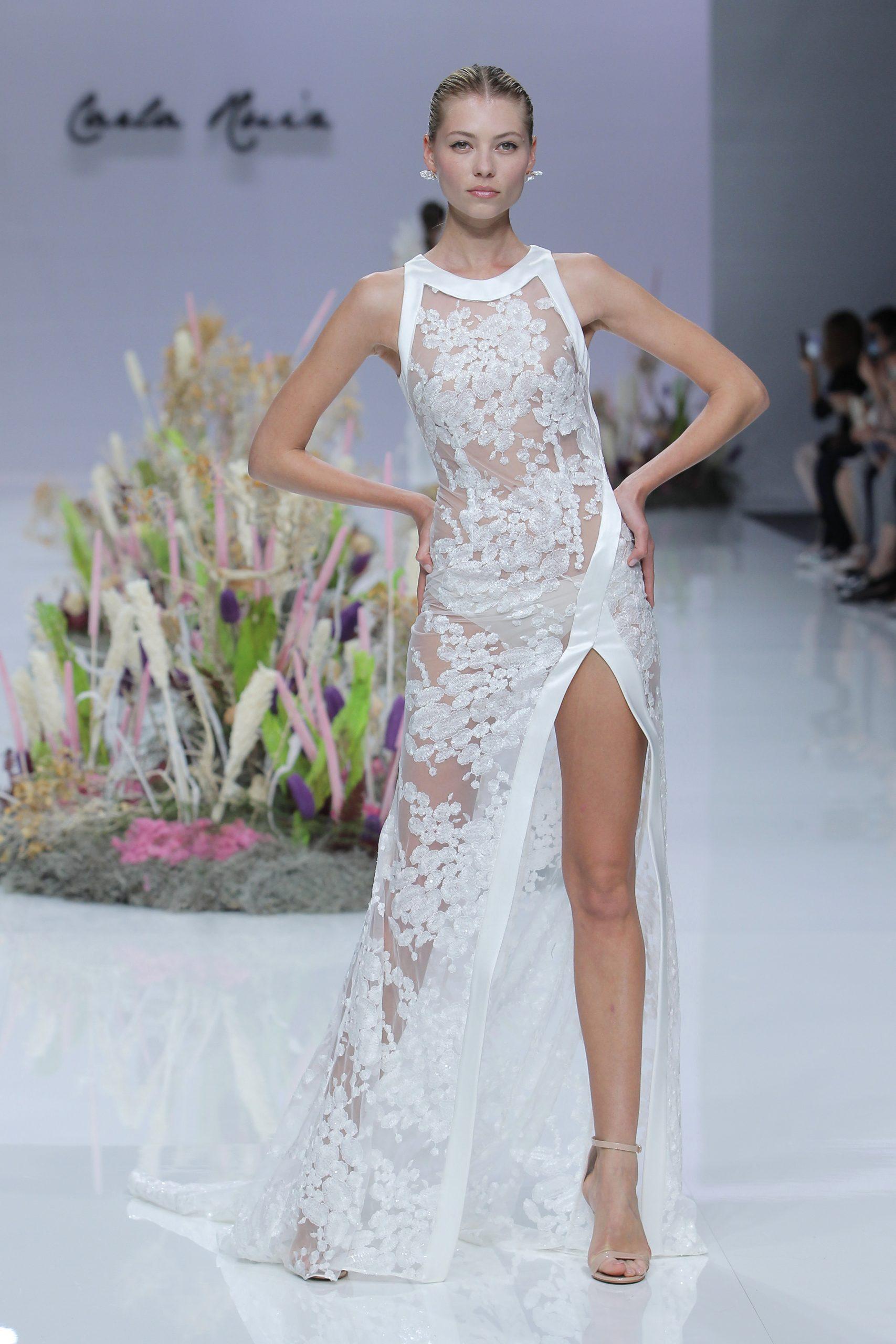 Carla Ruiz, apasionada por vestir a la mujer para las grandes ocasiones
