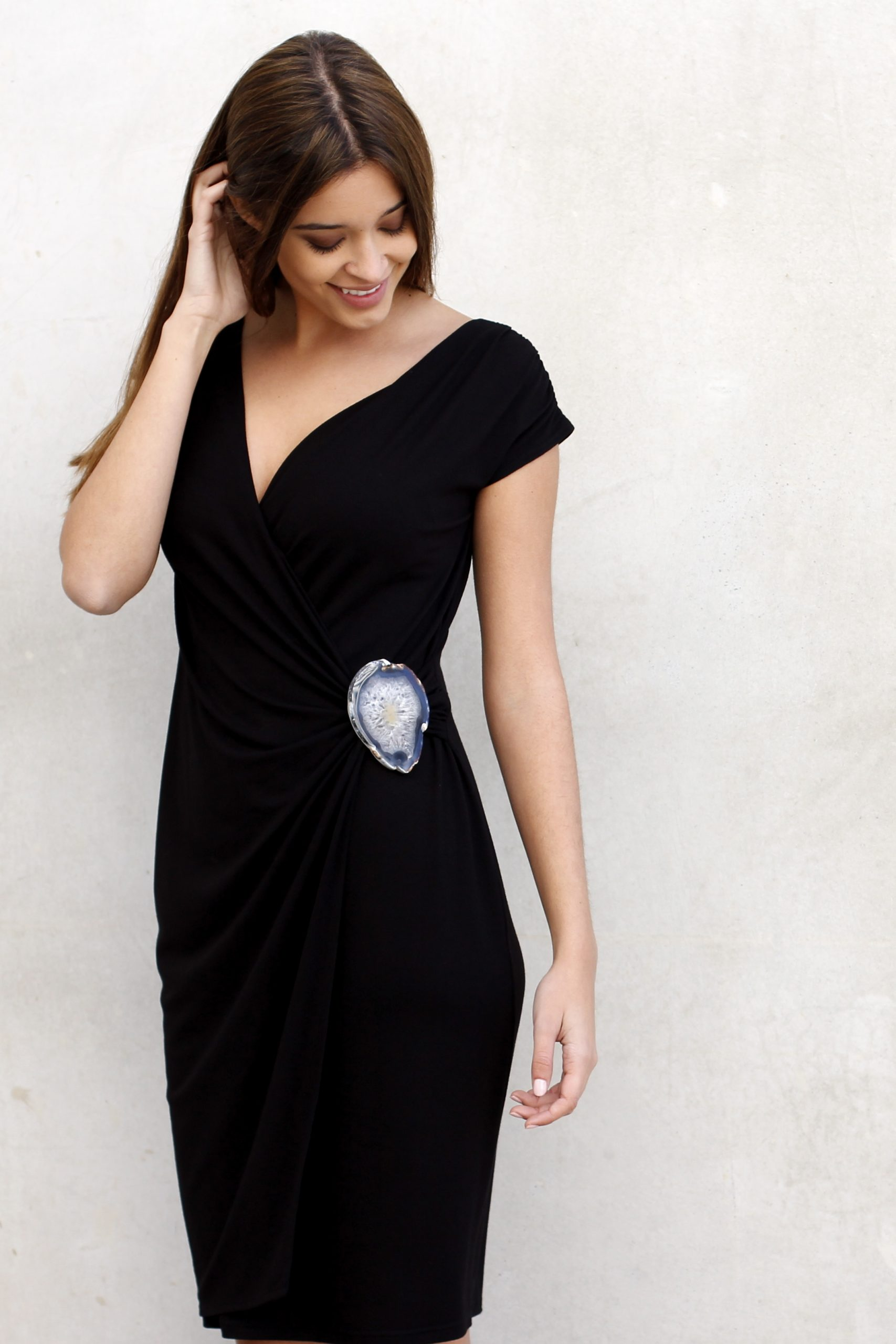 Elisa Cortés, sinónimo de sencillez y elegancia, fabricado en España