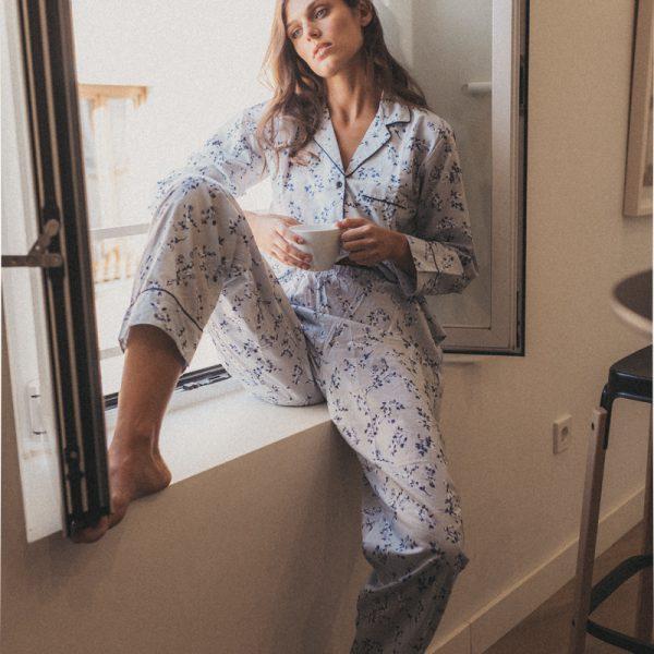 Descubre la nueva colección de batas y pijamas by Cherubina