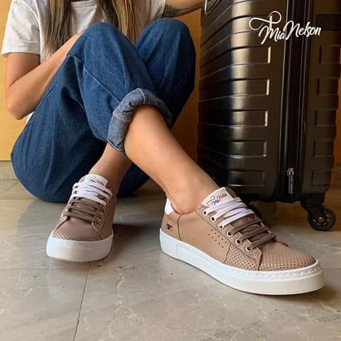 Mía Nelson, nueva marca de calzado sostenible hecho en España