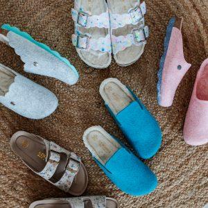 Genuins, cuida tus pies y respeta el medio ambiente con estilo