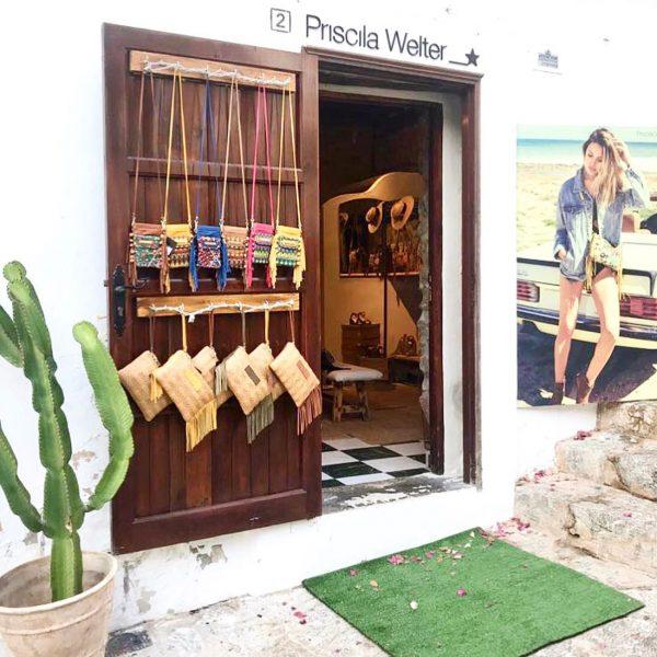 Priscila Welter a la conquista de Ibiza