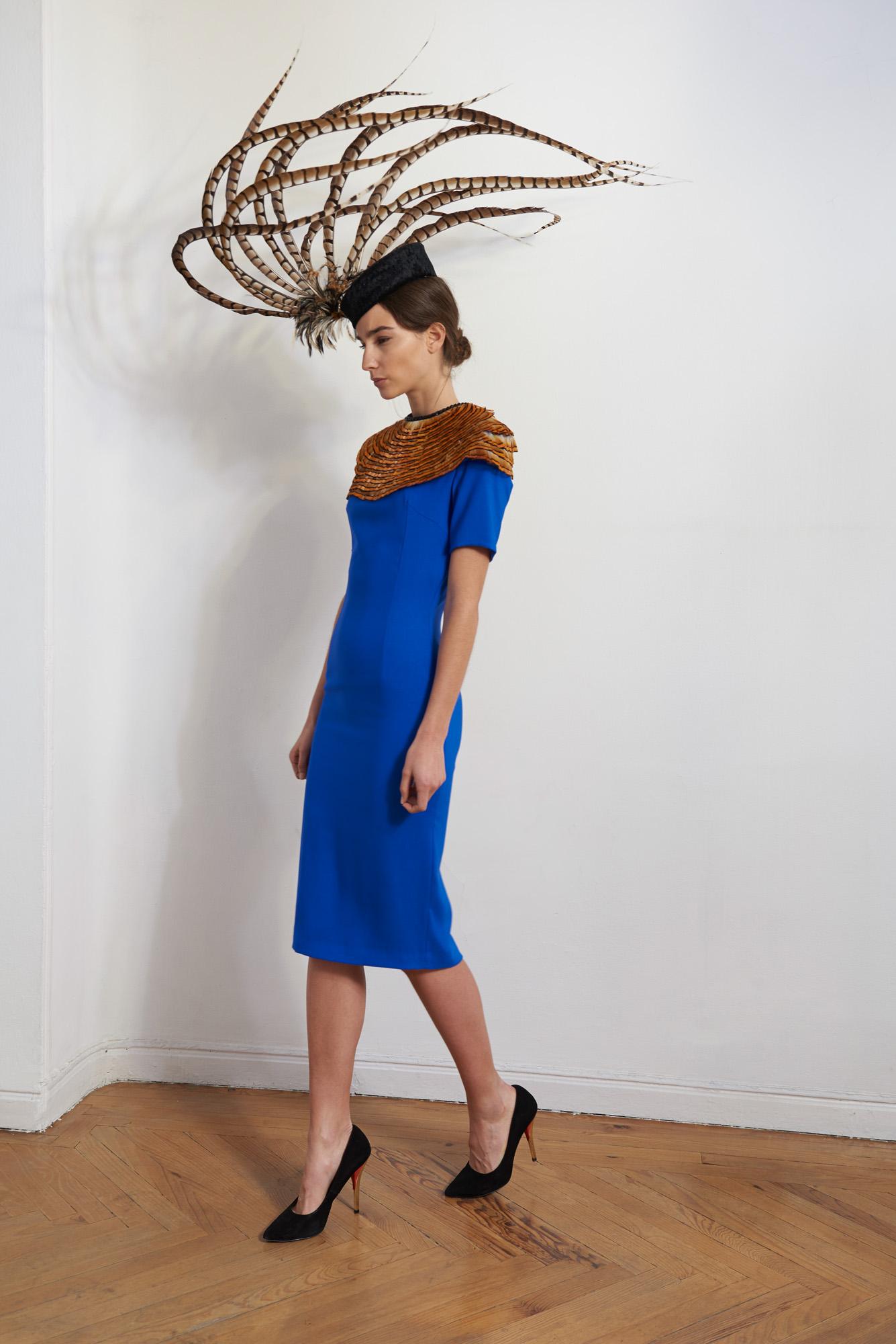 La colección es íntegramente de mujer y está compuesta por veintiocho looks
