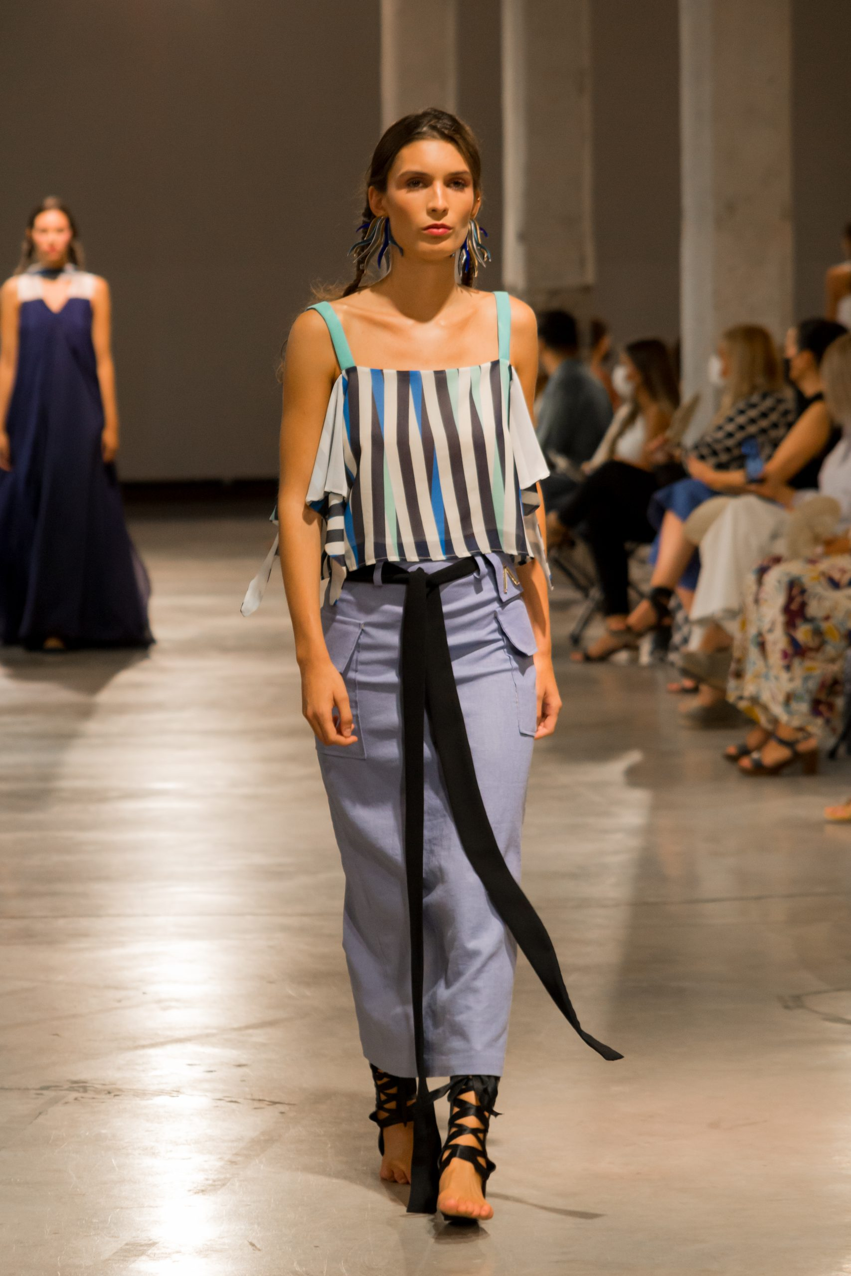 Pilar Dalbat, 20 años de moda revisitados