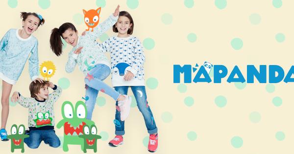 Nace Mapanda para devolver la imaginación y el juego a la moda infantil