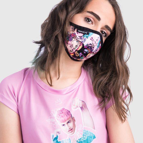 Eleva tu look con una mascarilla de diseño español