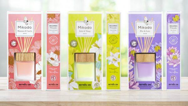 BETRÉS ON, la marca de perfumería española que bate récords