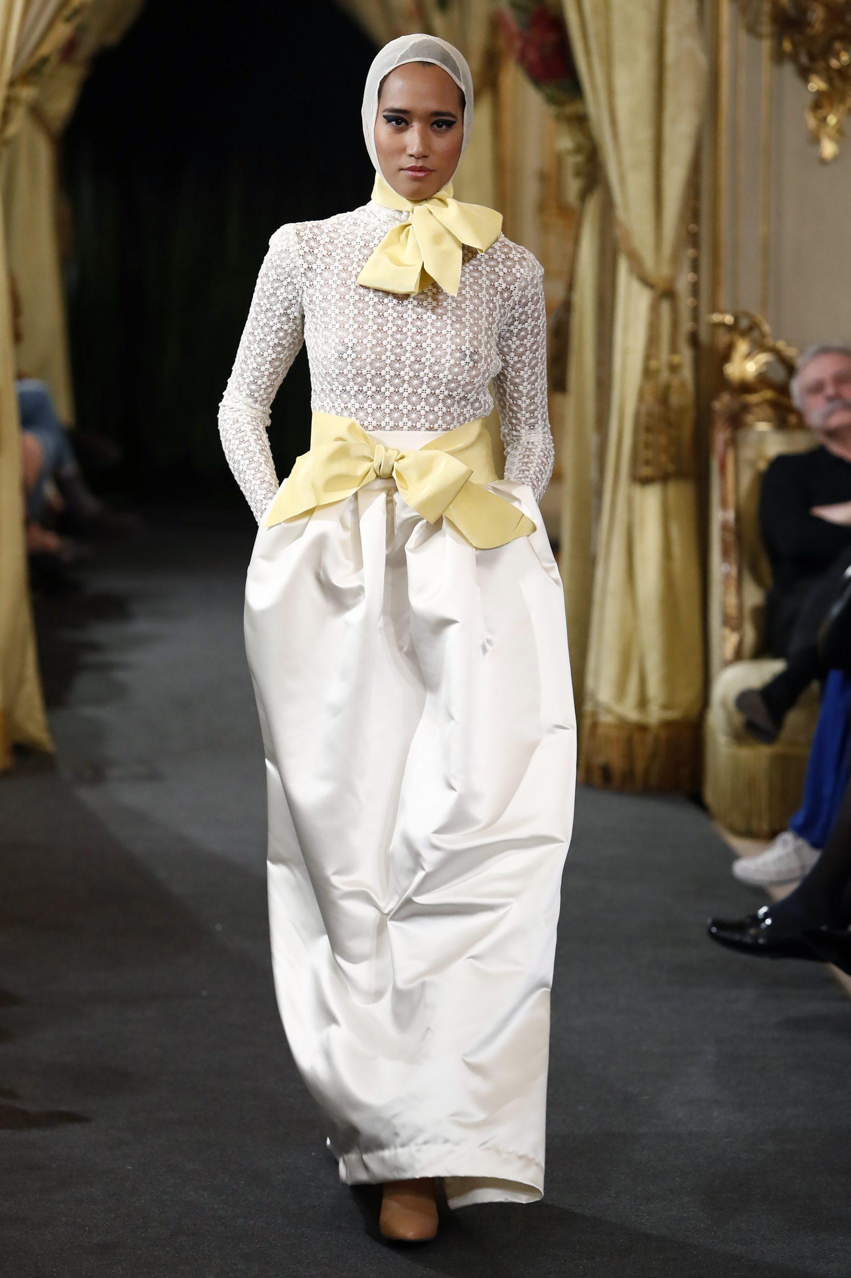 La colección de novias de Nihil Obstat se inspira en la imagen de la mujer elegante e independiente