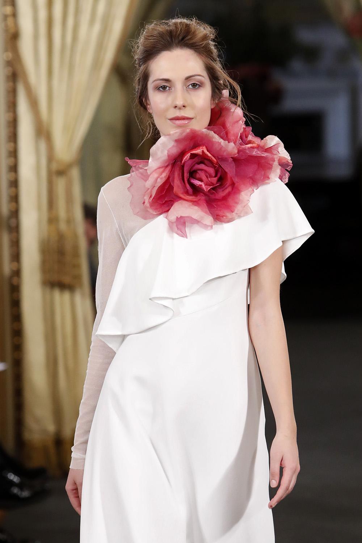 Colección de vestidos de novia de Nihil Obstat 2018