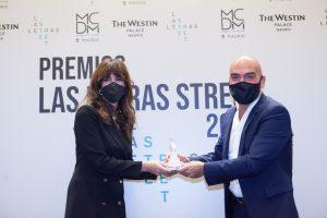 La Asociación de Comerciantes Las Letras Street entrega sus premios