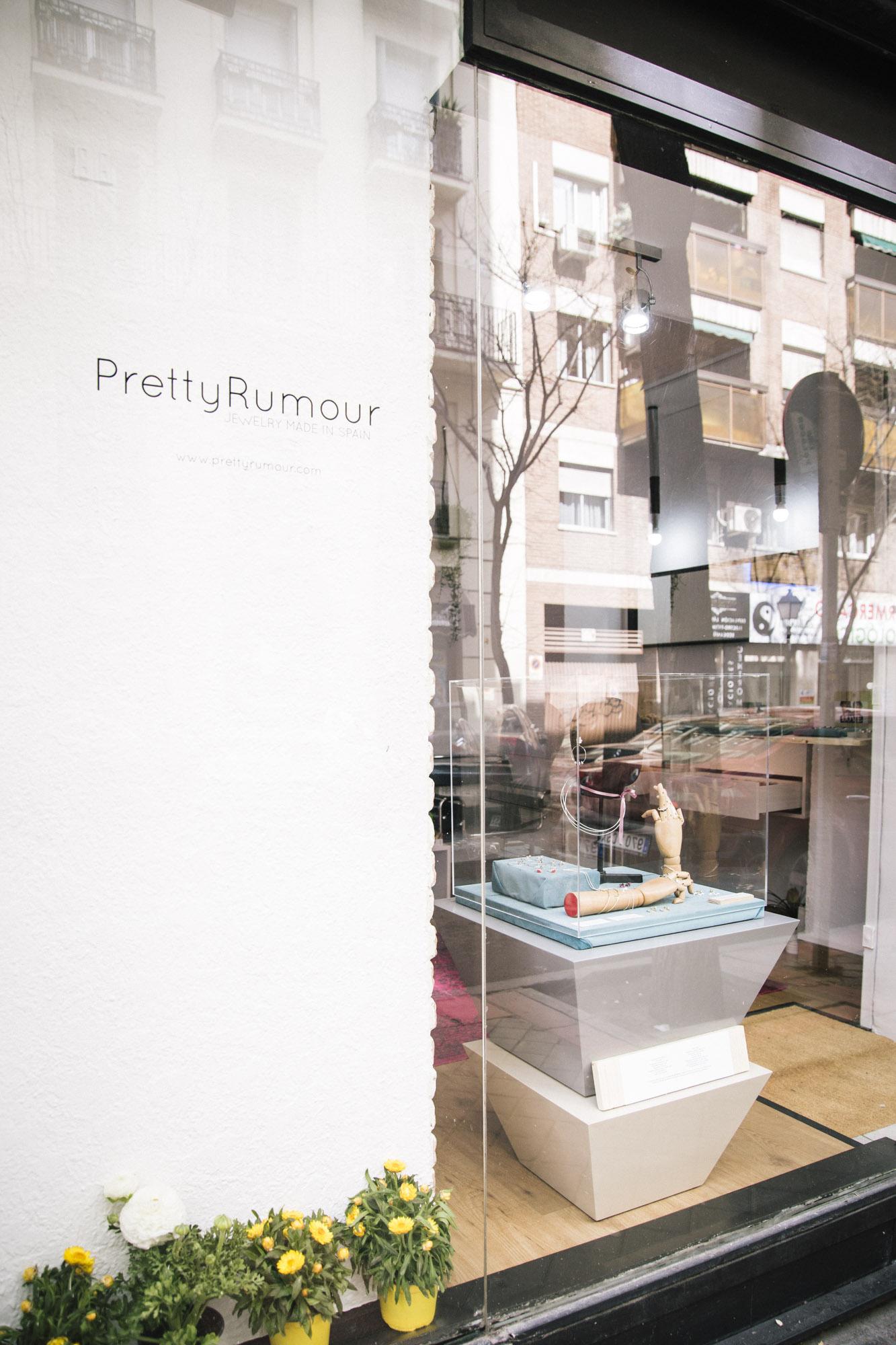 Pretty Rumour abre su primera flagship en Madrid