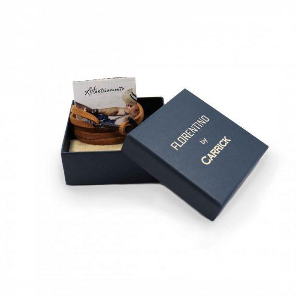 Florentino se alía con Carrick Bracelets para crear una colección cápsula de complementos