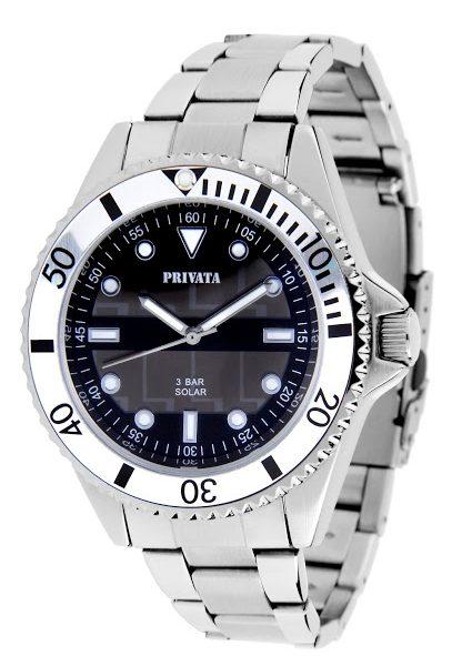 Reloj eco-friendly Privata, tu marca por naturaleza