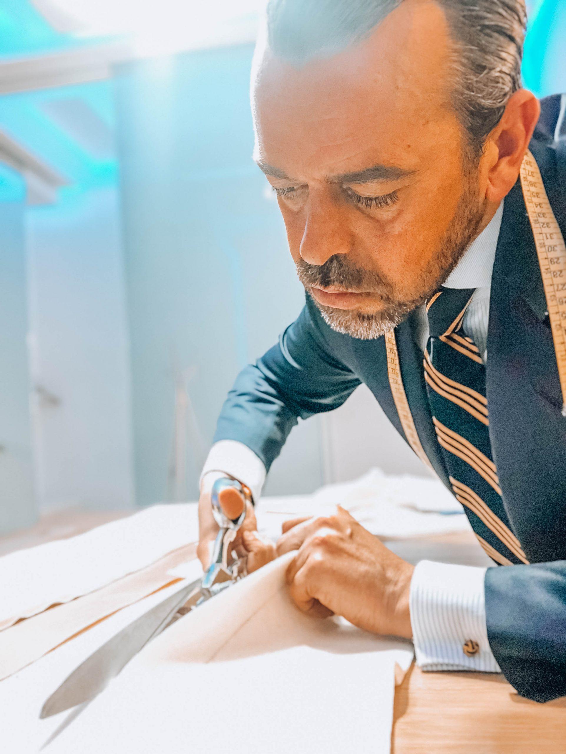 Rig Bespoke, la sastrería española artesanal para hombres de hoy en día