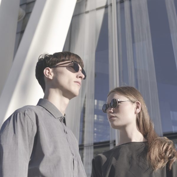 Gafas de sol fabricadas con madera sostenible