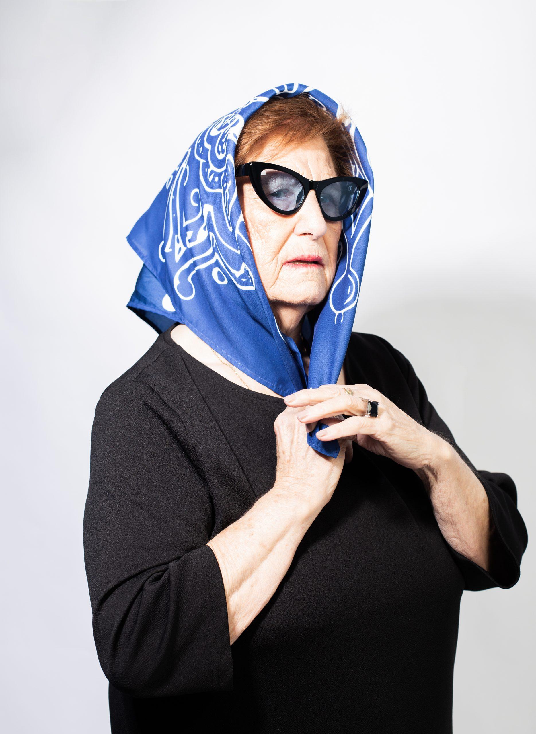 Mánchate con estilo con los pañuelos de Deliah