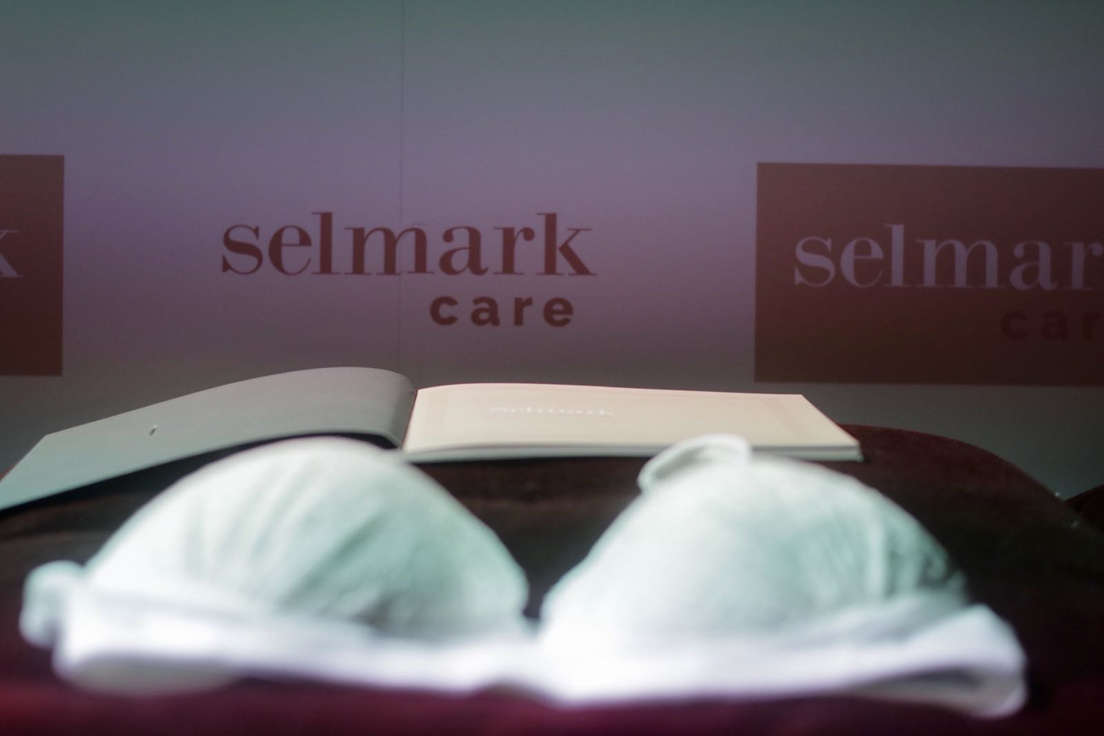 Selmark Care cuida el pecho de la mujer