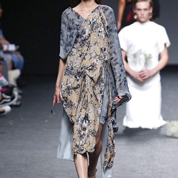 Timeless, moda sostenible a partir del patronaje clásico oriental