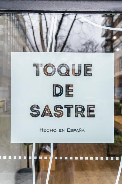 Toque de Sastre, sastrería a medida y camisería hecha en España