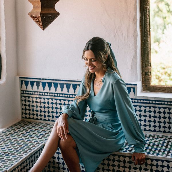 Violeta Vergara apuesta por la venta online, la internacionalización y los diseños versátiles
