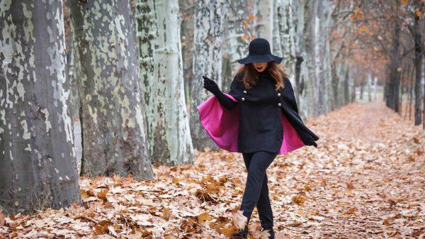 La capa es una prenda joya que te hace diferente y marca tu estilo