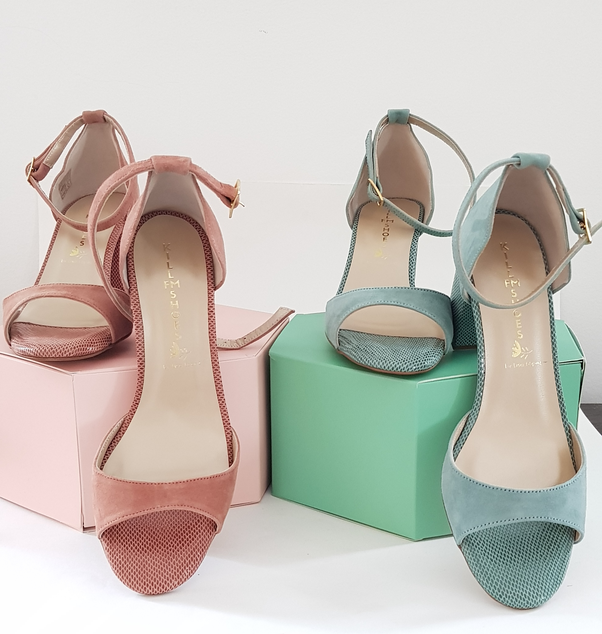 Kill For My Shoes, la nueva colección de zapatos de novia e invitada by Lisa López