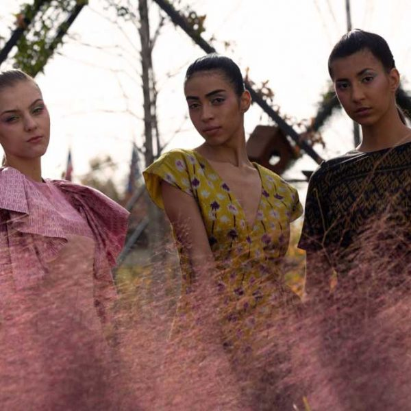 Propuesta de Leyre Valiente para Spanish Thai Fashion Awards 2020