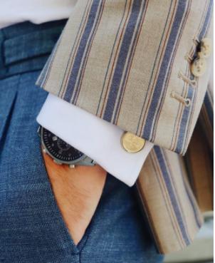 Genumis, la marca de gemelos-joya que aúna lujo y artesanía