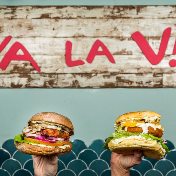 Viva Burger lanza una nueva hamburguesa