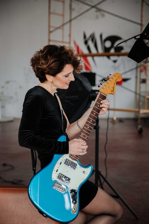 Vicky Gastelo y cómo la música cambió su vida