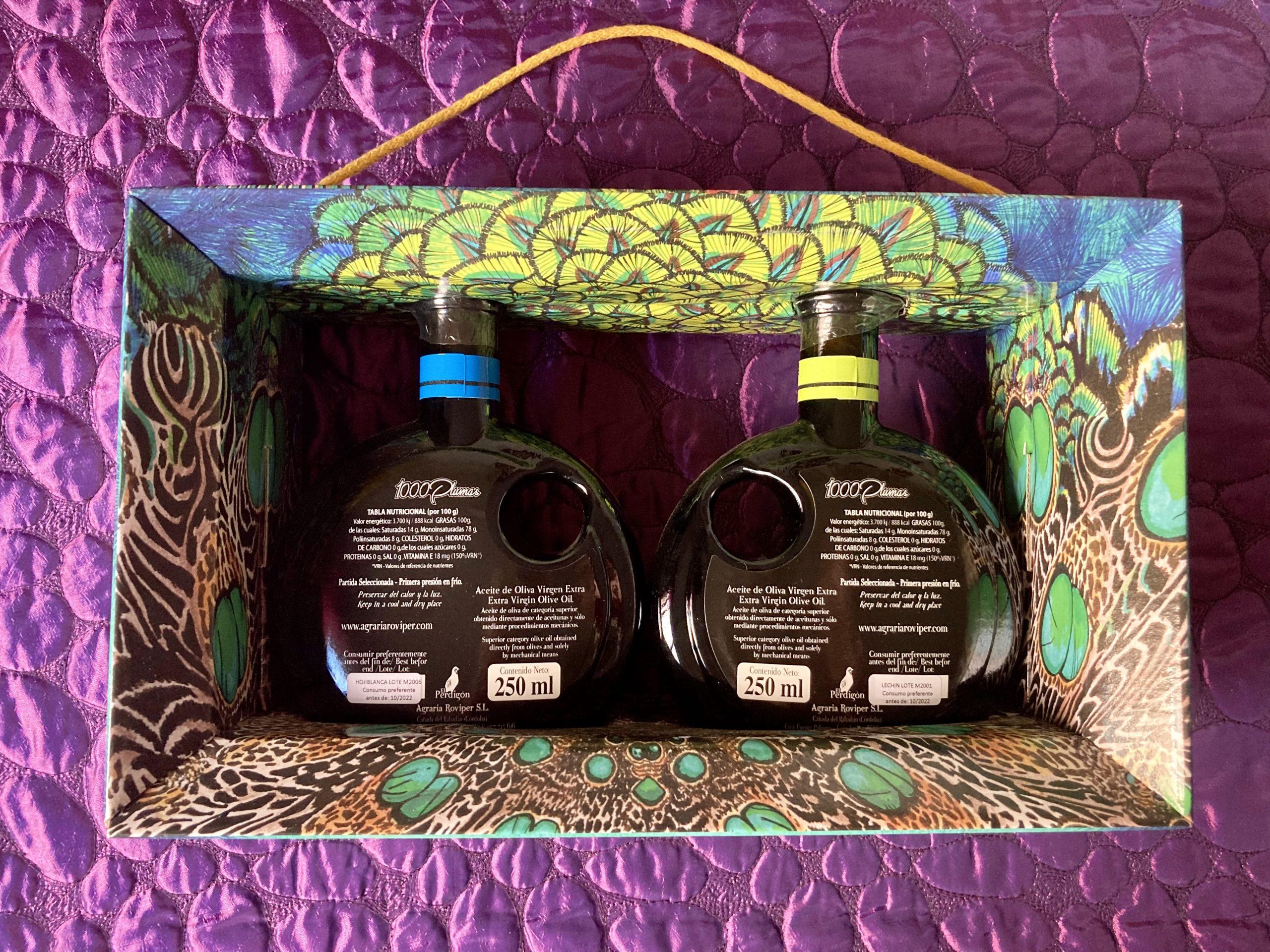 Aceite de Oliva Virgen Extra Selección Mil Plumas