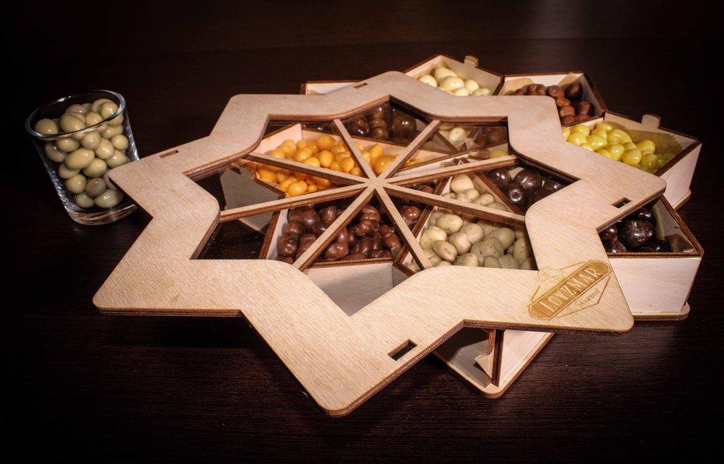 Loyzmar Gourmet, surtidos únicos y exclusivos