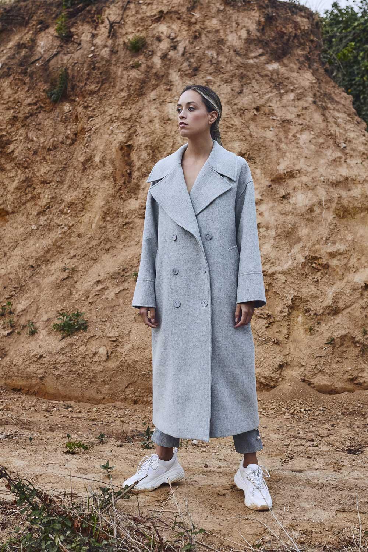 Coolstripe, diseño de moda sostenible y atemporal