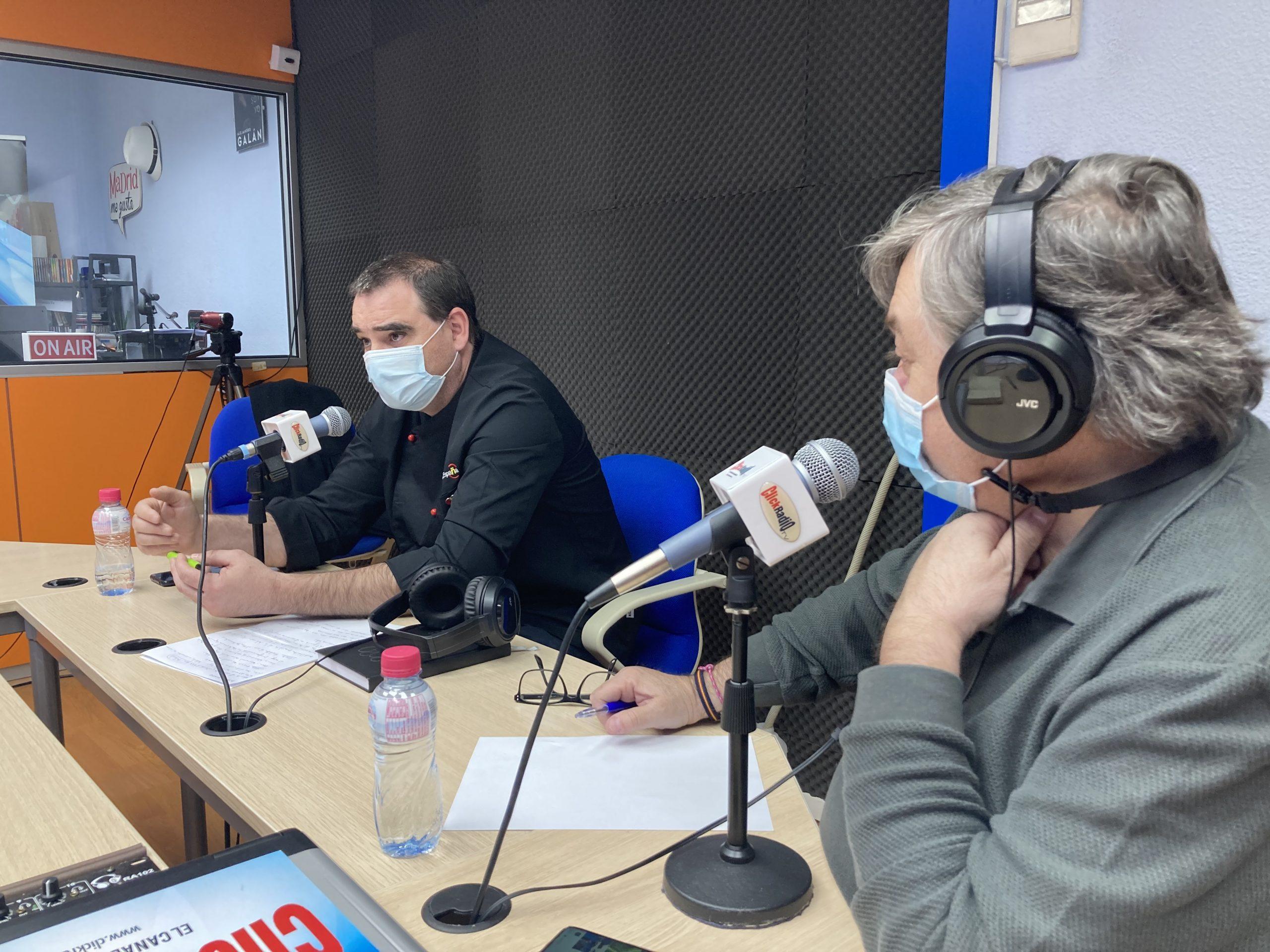 "Programa ""Hecho en España"" Click Radio TV 29 de marzo"