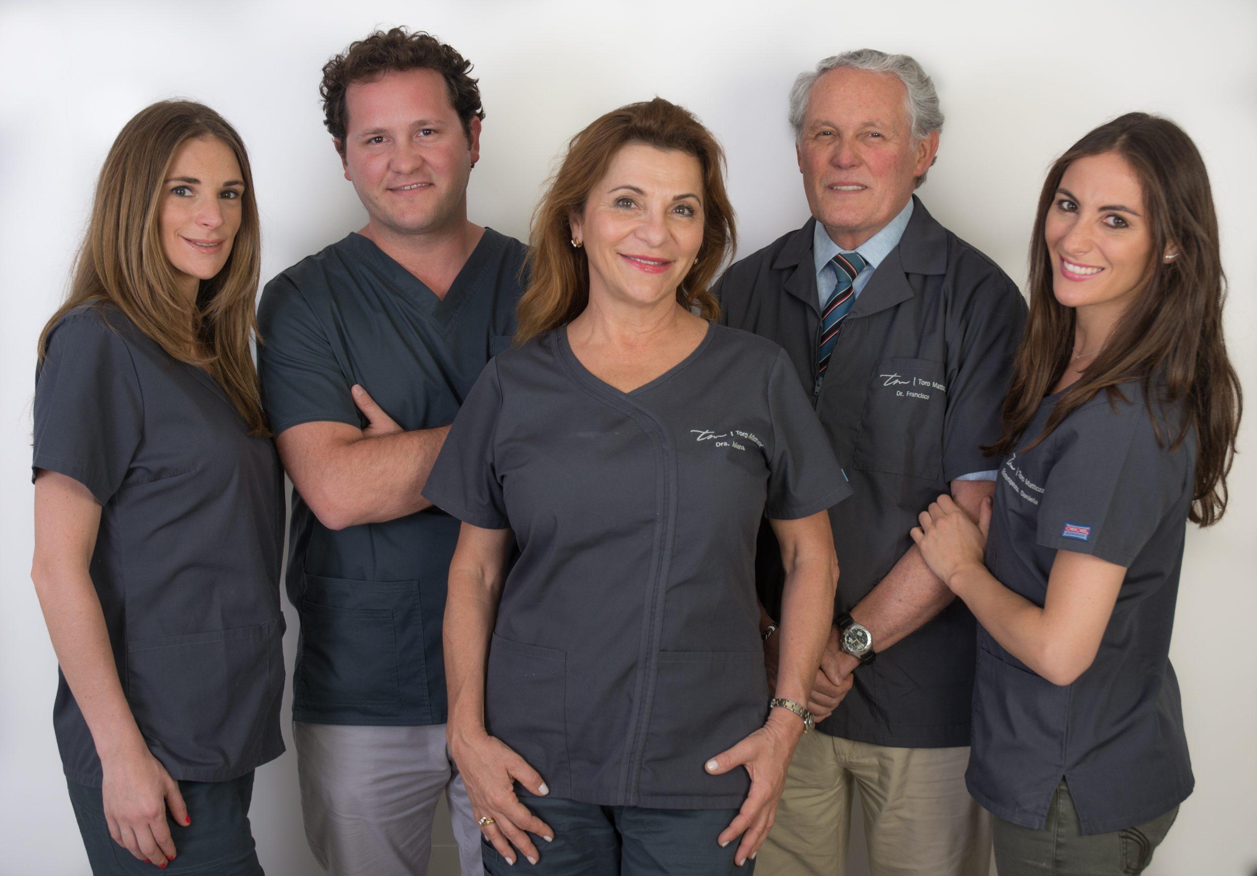 Un tratamiento en con la doctora Juliana Toro Mattozzi
