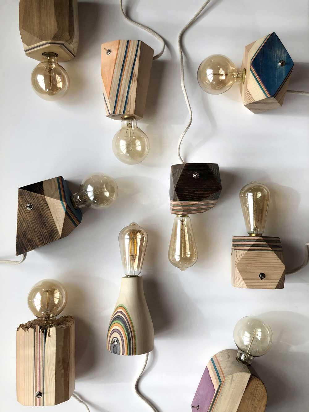 WallieWood es sinónimo de artesanía sostenible