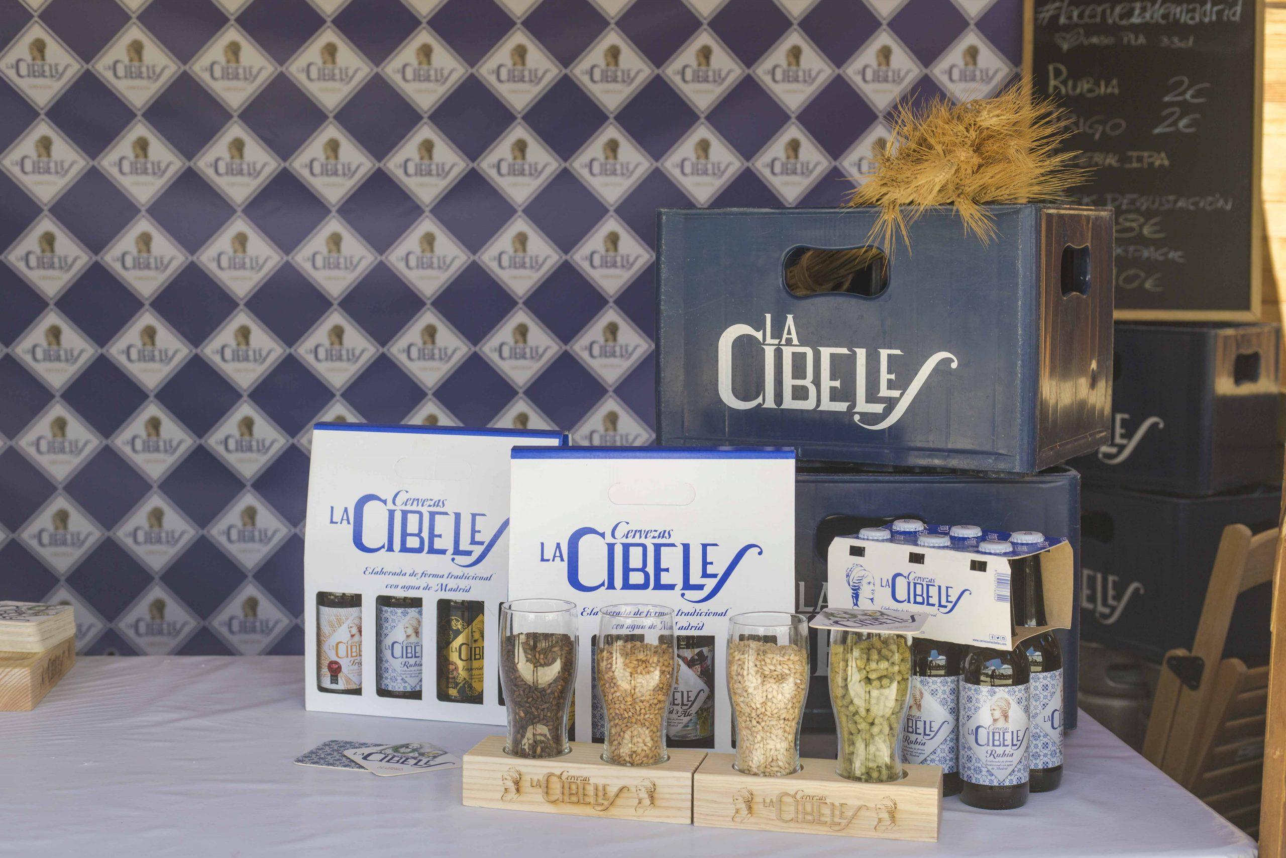 La Cibeles en la actualidad tiene más de 15 variedades de cerveza