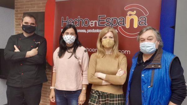 """Programa """"Hecho en España"""" Click Radio TV 10 de mayo"""